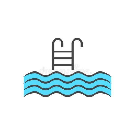 pool icon amenities